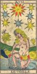 La Stella - Tarocchi di Nicolas Conver (1760) fondatore della Maison Camoin