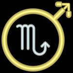 Segno astrologico scorpione